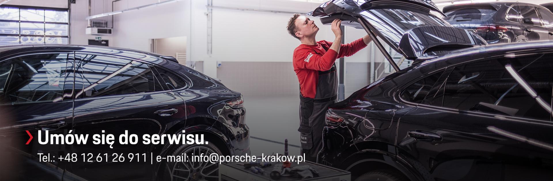Porsche Serwis Kraków